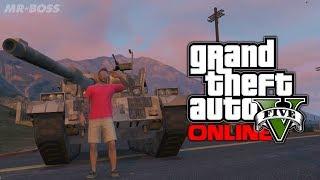 GTA 5 Online: FREE Rhino Tank Tutorial! Save 1,500,000$! (GTA V)