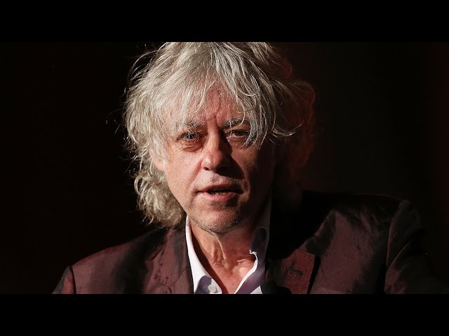 Bob Geldof Helps Push Private-Equity Into Ethiopia