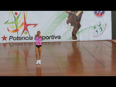 Infantil Edo. Guarico Campeonato Nacional de Gimnasia Aerobica Valera Agosto 2013