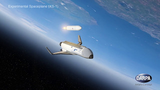 Experimental Spaceplane (XS-1) Phase 2/3 Concept Video