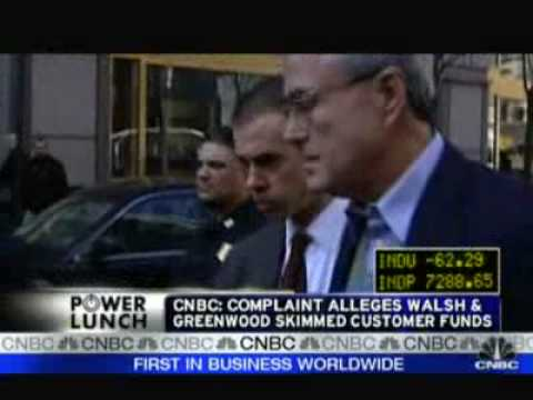 Securities Fraud Arrest - Footage 2