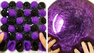 The Most Satisfying Slime ASMR Videos   Oddly Satisfying Slime 2019   95