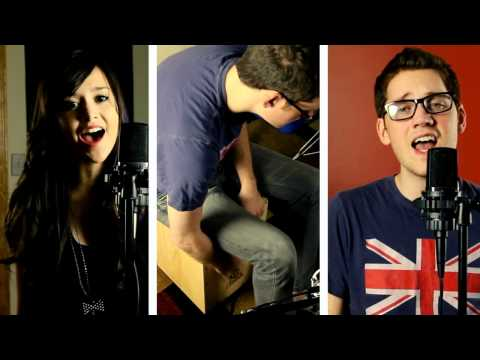 "This song on iTunes: http://bit.ly/agf_1 ================================== ""Good Life"" cover by Alex Goot & Megan Nicole Be sure to subscribe to Megan's cha..."