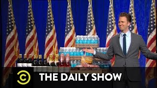 Donald Trump's Victory Speech/Infomercial: The Daily Show