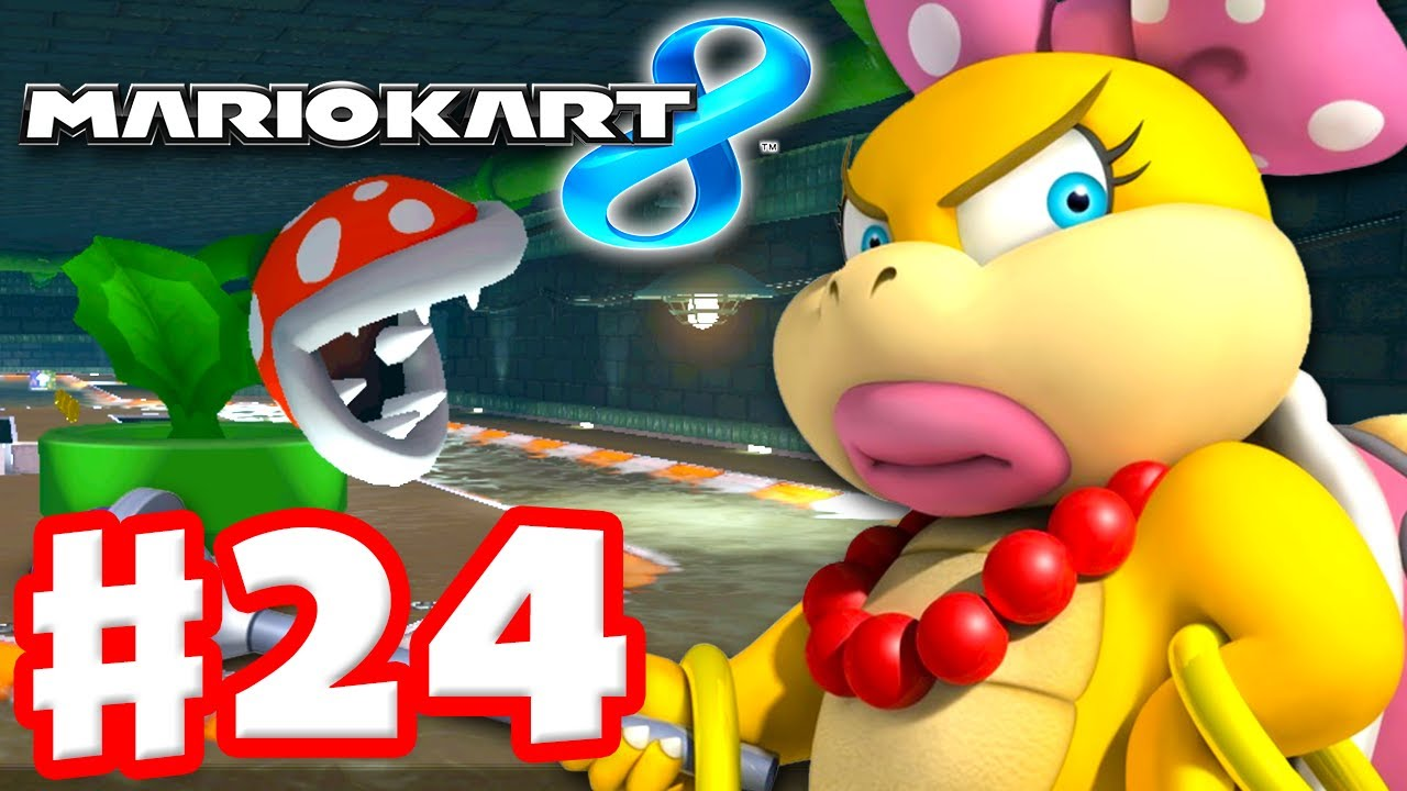 mario kart  gameplay part  cc lightning cup