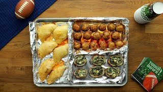 Game Day Sheet-Pan Appetizers // Presented by Reynolds