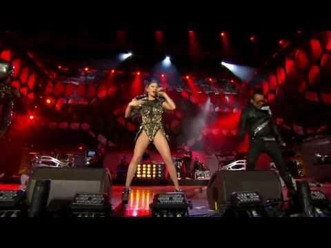 Black Eyed Peas - Boom Boom Pow (2010 Fifa World Cup' Kick-off Concert) video
