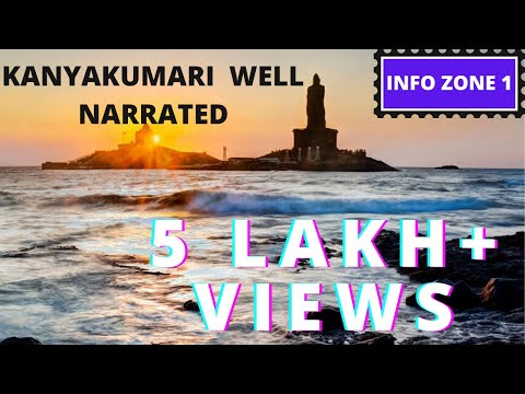 Kanyakumari A Unique Tourist Spot In India video