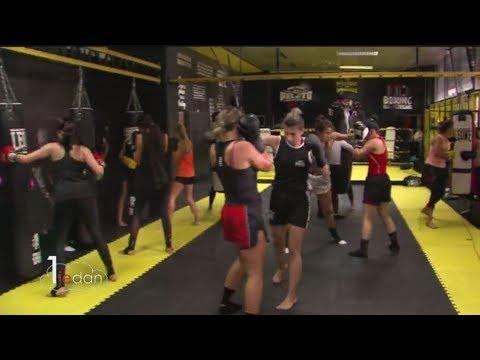 Kick box trening za žene - put do samopouzdanja
