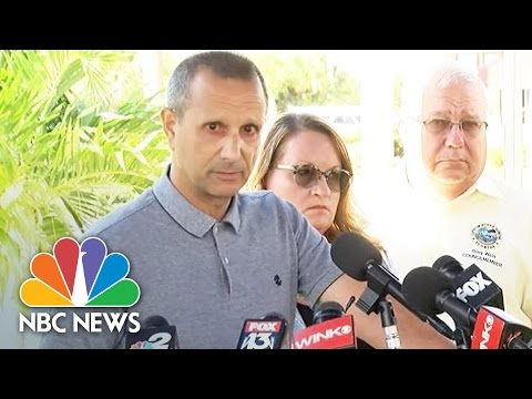 Florida Official On Police Academy Shooting: 'We Are Shocked by This Horrific Accident' | NBC News
