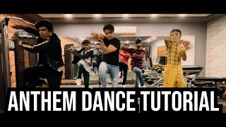 Cricket Anthem - Dance Tutorial by Ali Zafar