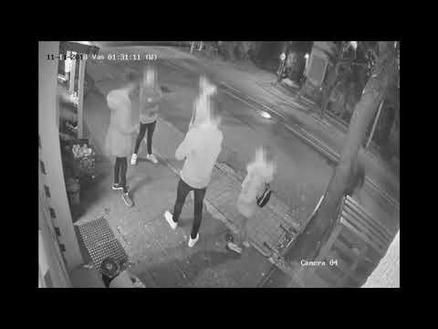 Egyetlen ütéssel a földre vitte a hajléktalant egy férfi Sopronban