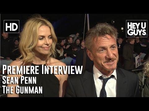 Sean Penn Interview - The Gunman World Premiere
