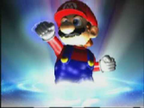 Hommage à Super Mario Bros