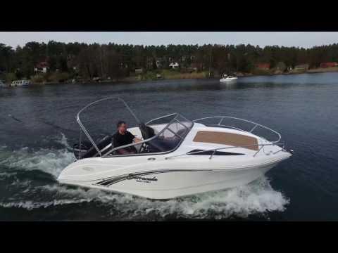 Okiboats 585 Cabin Kajütboot Sportboot Cruiser