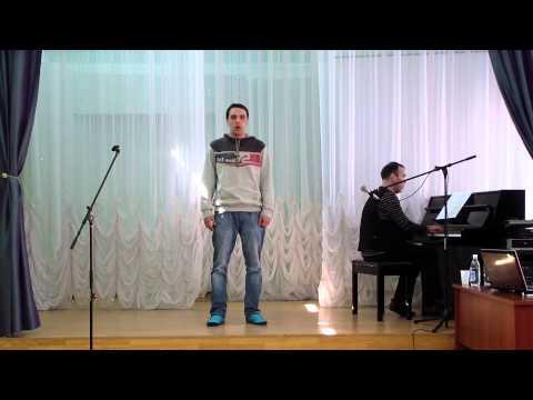 """Павел Герасимов - Неаполитанская народная песня """"Папарачано"""""""