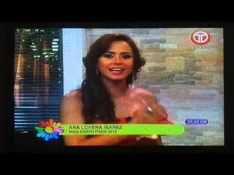 Ana Lorena Ibañez en Tu Mañana