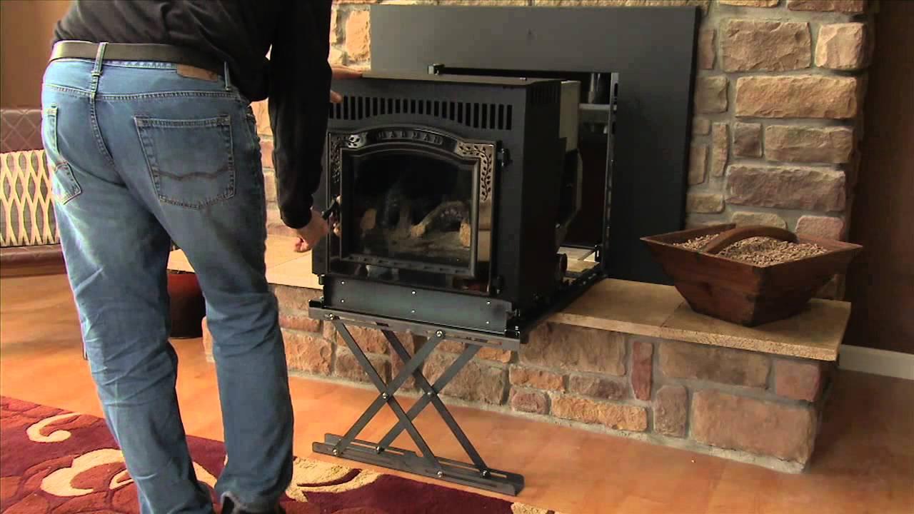 harman p35i pellet insert maintenance youtube. Black Bedroom Furniture Sets. Home Design Ideas
