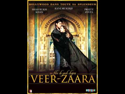 (veer Zaara) Main Yahaan Hoon Full Song With Lyrics video