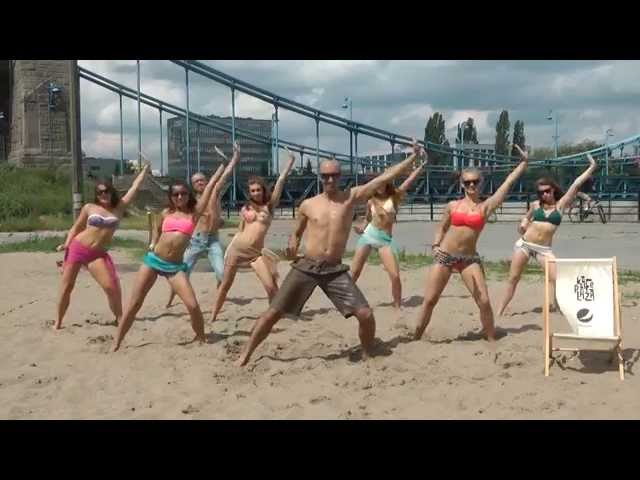 The official choreography of the Summer Salsa Trip 2014 - tutorial part 3