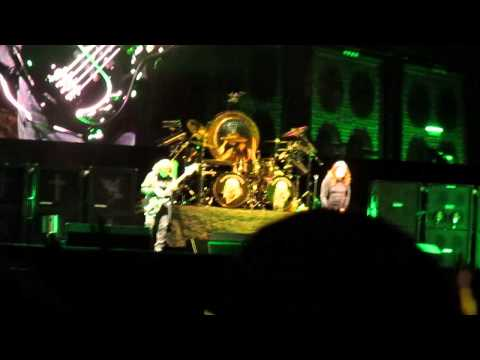Black Sabbath - Children Of The Grave, Mexico City, Foro Sol, Octubre 2013