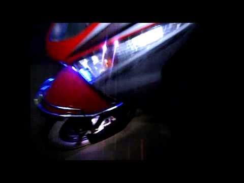Modified Dio Honda Led And