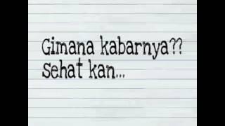 download lagu Surat Cinta Untuk Mantan Yg Bikin Netes Air Mata gratis