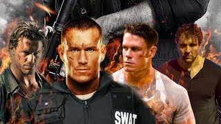 Randy ORTON ,John CENA, DEAN AMBROSE, EDGE, Dolph - Movie Clips Scene HD