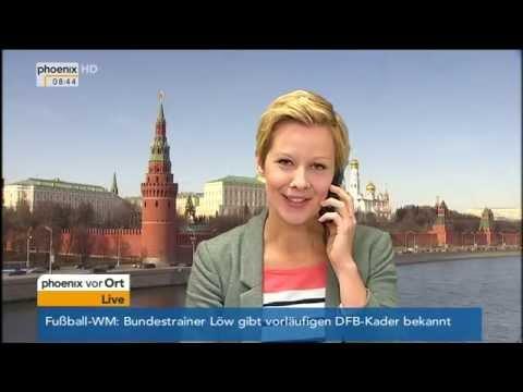 Ukraine-Krise - Nicole Diekmann zum geplanten Referendum am 08.05.2014