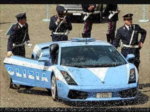 The most strange and the most nice police cars! Music Videos