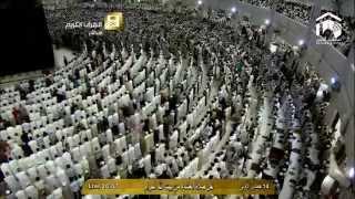 صلاة العشاء الخميس 14-5-1436 الشيخ صالح آل طالب