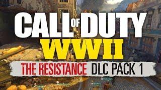 COD WWII Resistance DLC Review! Is It Worth It? (Activision's Secret DLC Plan...)