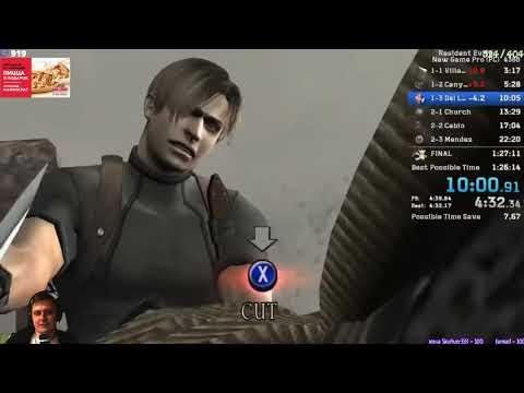 Разбор мирового рекорда Resident Evil 4. PC Professional.