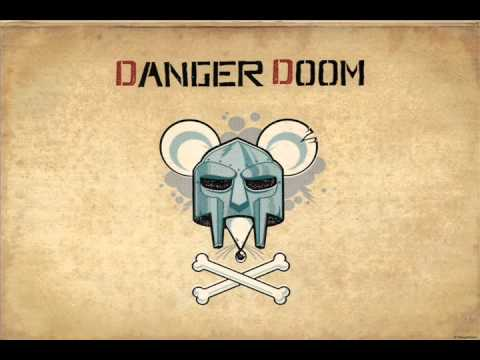 Danger Doom - No Names Black Debbie