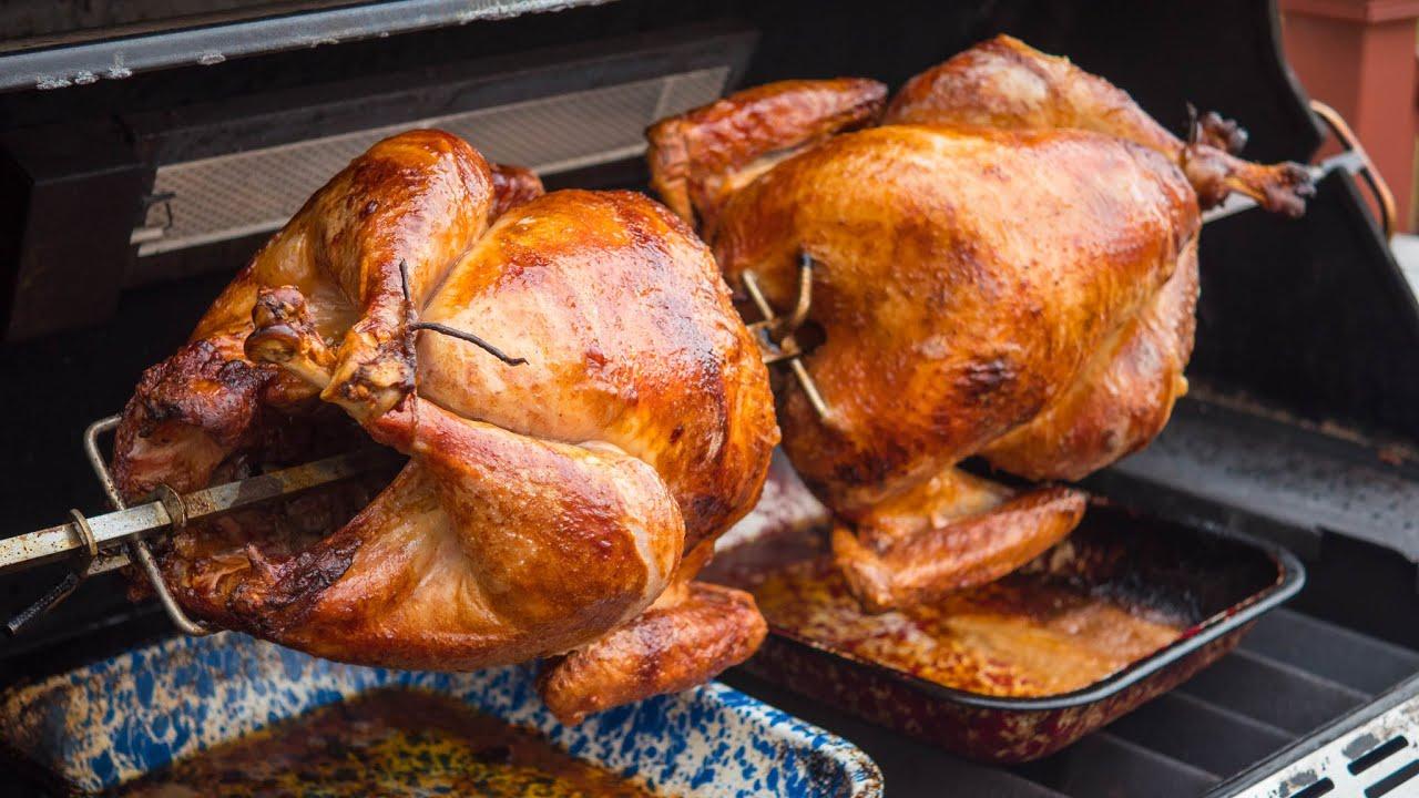 Курица гриль в духовке пошаговый рецепт с фото от Петелинки
