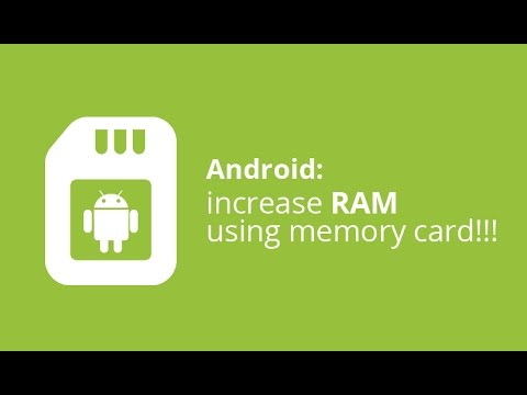 How To: increase RAM on your Android Phones