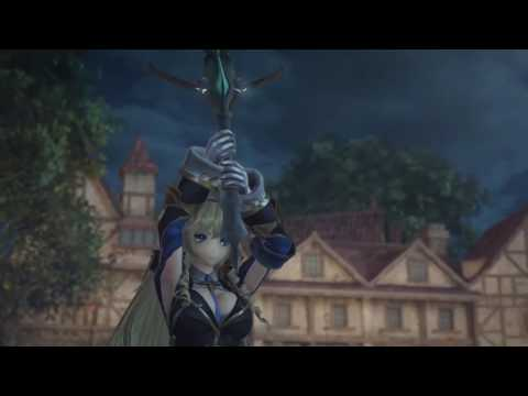 Nights of Azure 2: Bride of the New Moon Official Announcement Trailer