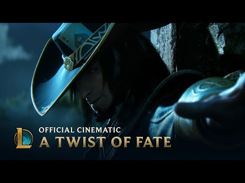 Get up close and personal with your favorite champions in the League of Legends Cinematic: A Twist of Fate. Watch the Behind the Scenes video : http://bit.ly/16gHA3P.