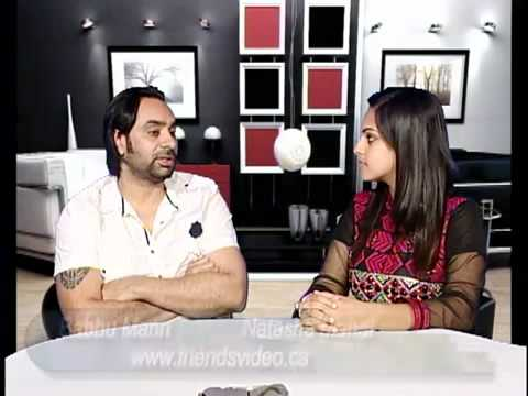 Babbu Mann Interview With Natasha Mahal On Vision Of Punjab Part 2 (feb 2011) video