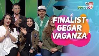Tahniah! inilah finalist Gegar Vaganza 2018 | MeleTOP | Nabil & Neelofa
