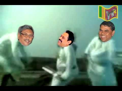 Sri Lanka President Rajapaksa Gay Dance Party Funny video
