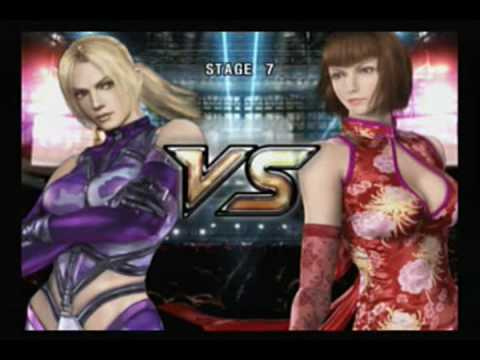 Tekken 5 - Nina video