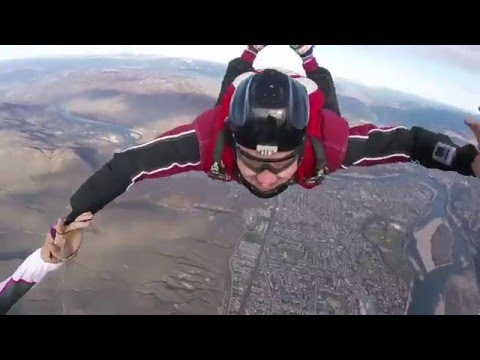 Kamloops Skydivers 2016 Season Start Compilation