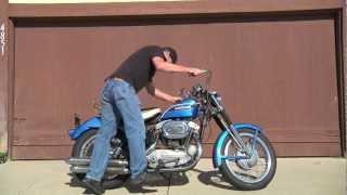 1969 Harley-Davidson XLCH Sportster