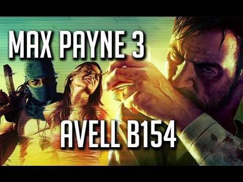 Max Payne 3 Laptop Full Hd High