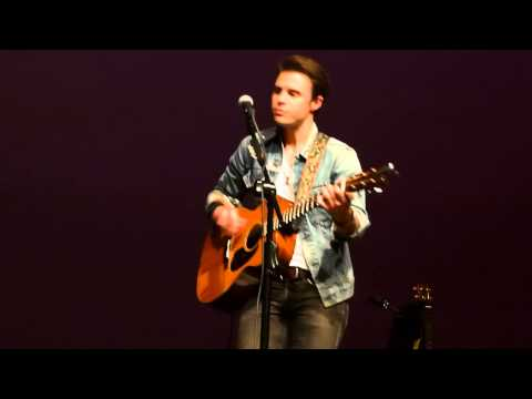 Kris Allen - Before We Come Undone - Russellville AR - 4/12/13