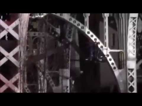 Amazing Spiderman 3 filming FT VENOM FIGHT SCENE!