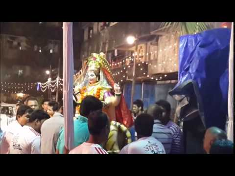 Sionchi Aai Bhavani Aagman 2013 video