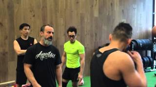 Kettlebell Training for Fighters