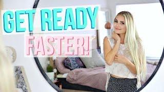 Easy Ways to Get Ready for School Faster!  | Aspyn Ovard